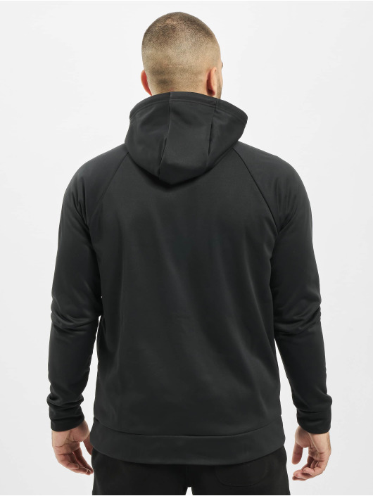 Jordan Zip Hoodie 23 Alpha Therma Fleece FZ èierna