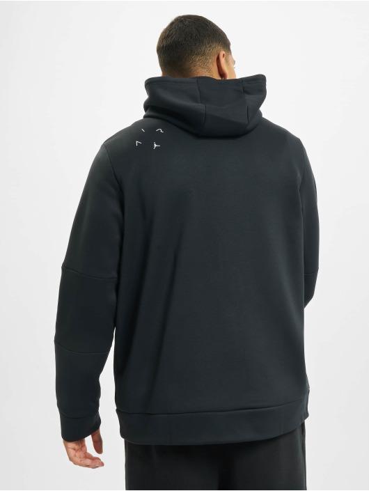 Jordan Zip Hoodie Air Therma Fleece Full Zip èierna
