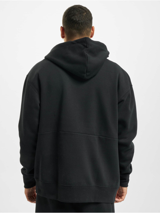 Jordan Zip Hoodie Jumpman Air Fleece Full Zip black