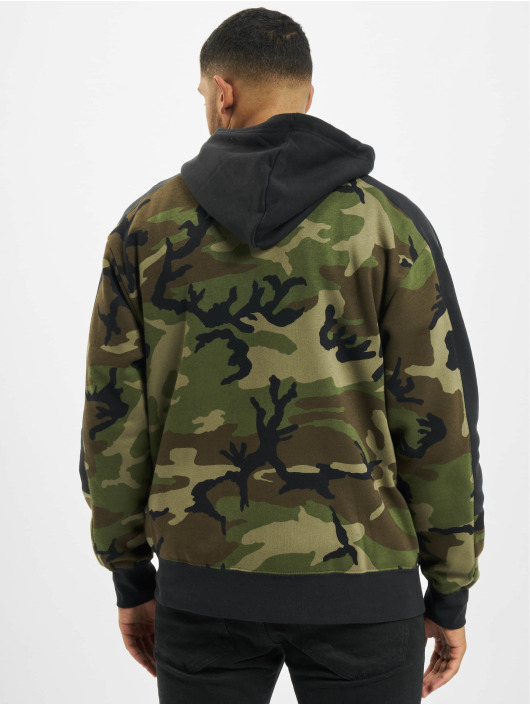 Jordan Zip Hoodie Jumpman Classics camouflage