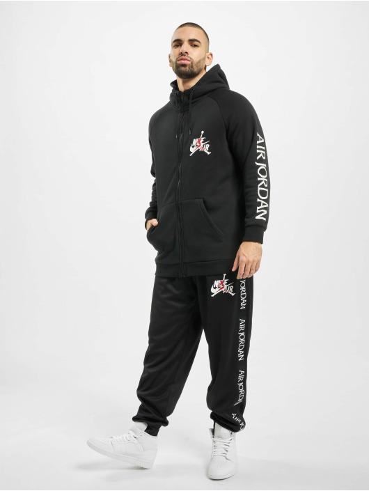 Jordan Zip Hoodie Jumpman Classic Full czarny
