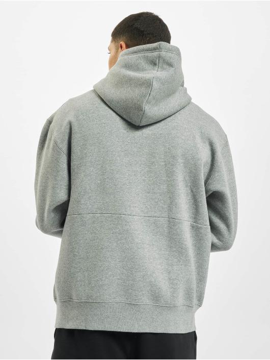 Jordan Zip Hoodie Air Fleece Full Zip gray