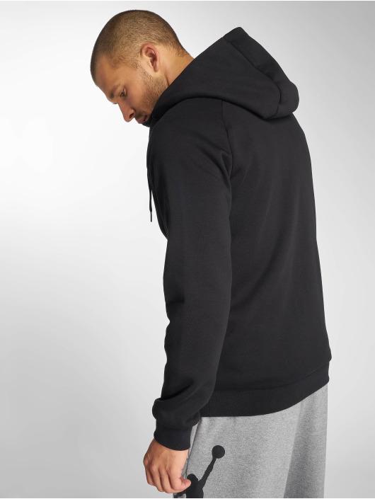 Jordan Zip Hoodie Sportswear Jumpman Fleece svart