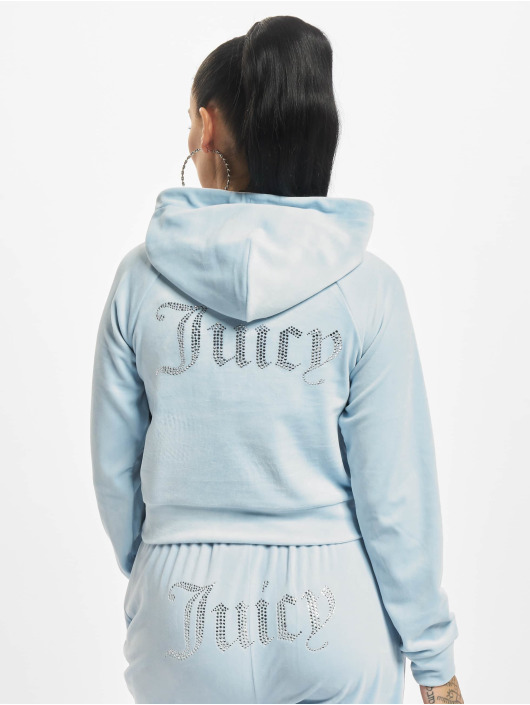 Juicy Couture Hoodie Couture blue
