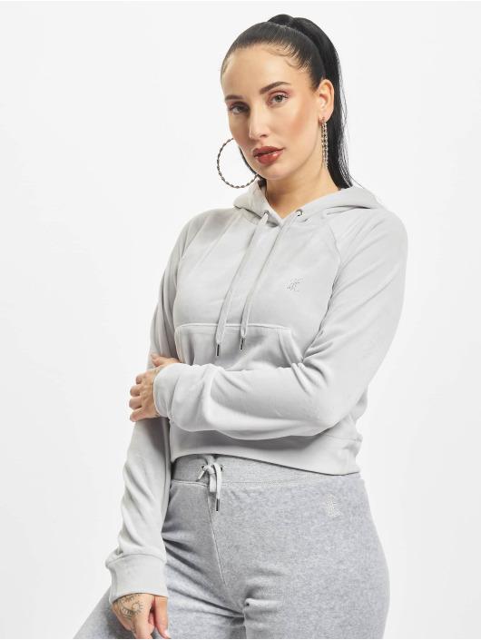 Juicy Couture Hoody Sally grau