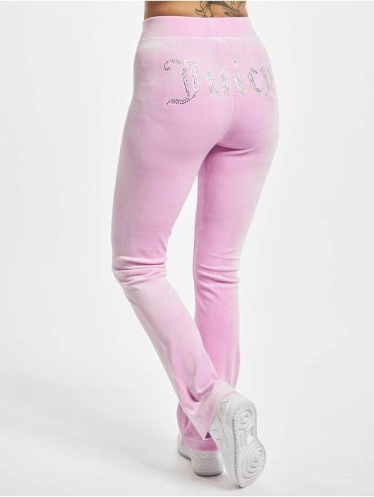 Juicy Couture Joggebukser Freya Flares lyserosa