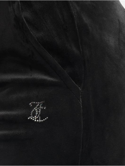 Juicy Couture Joggebukser Sovereign Juicy svart