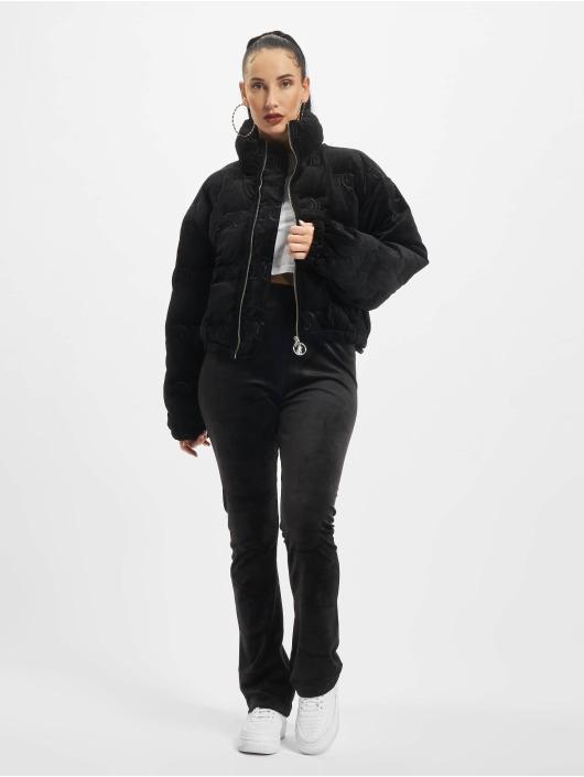 Juicy Couture Kurtki pikowane Madeline czarny
