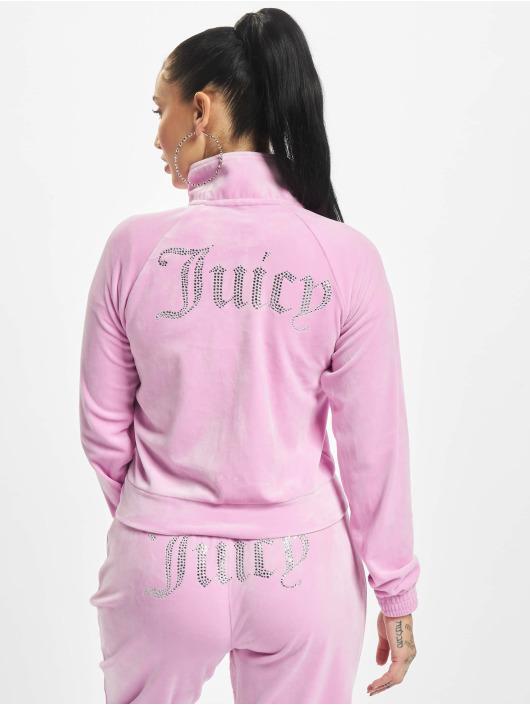 Juicy Couture Kurtki przejściowe Tanya pink
