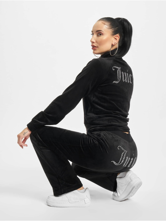 Juicy Couture Prechodné vetrovky Tanya èierna