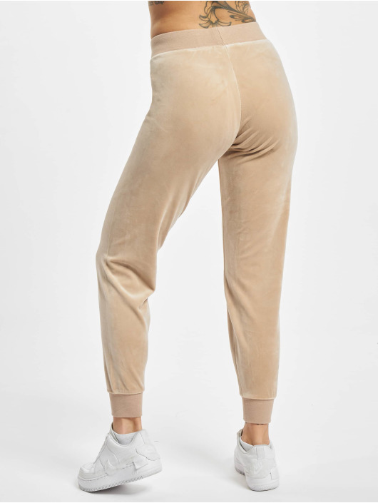 Juicy Couture Spodnie do joggingu Zuma bezowy