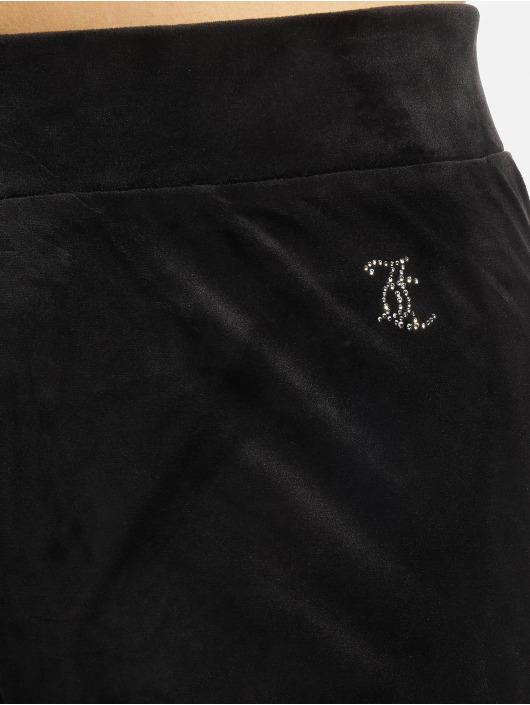 Juicy Couture Spodnie do joggingu Freya Flares czarny