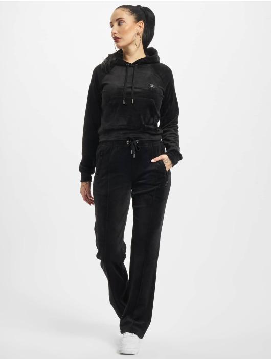Juicy Couture Spodnie do joggingu Tina czarny