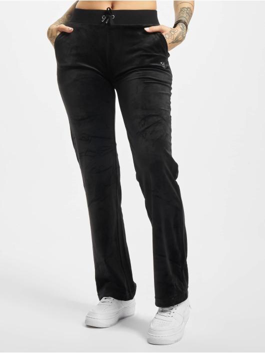 Juicy Couture Spodnie do joggingu Sovereign Juicy czarny