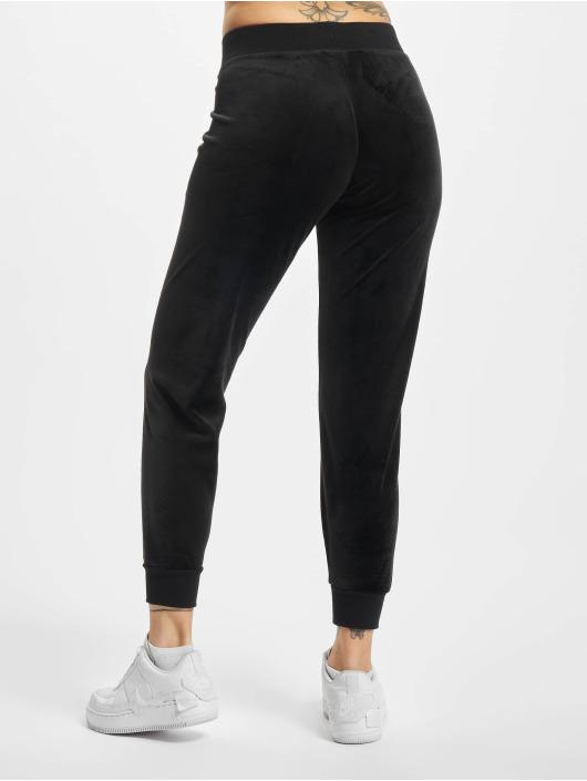 Juicy Couture Spodnie do joggingu Zuma czarny