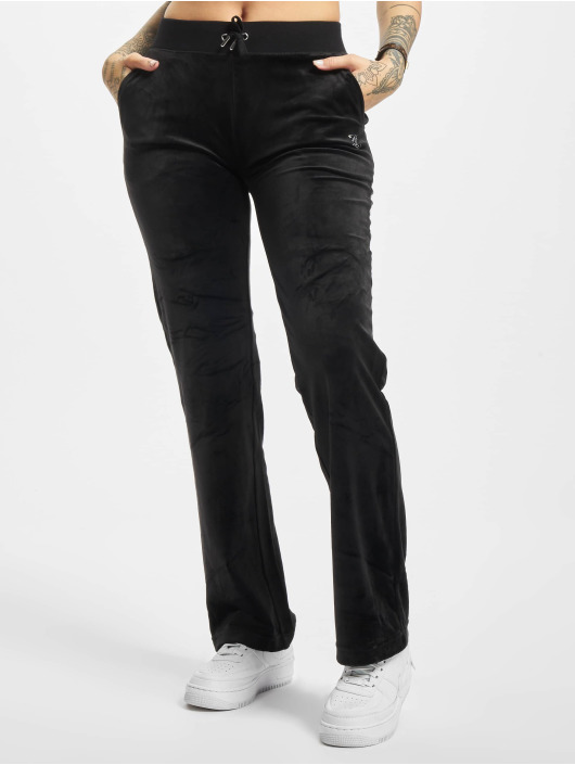 Juicy Couture Sweat Pant Sovereign Juicy black