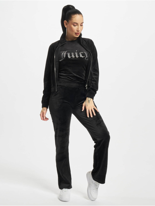 Juicy Couture T-paidat Taylor musta