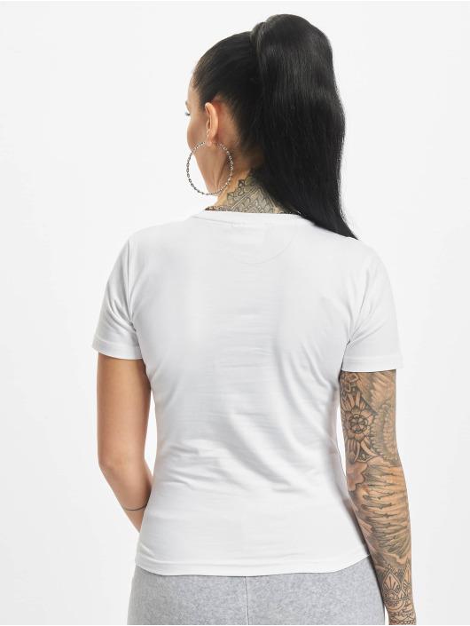 Juicy Couture T-skjorter Icequeen hvit