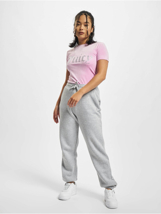 Juicy Couture T-skjorter Couture Taylor lyserosa