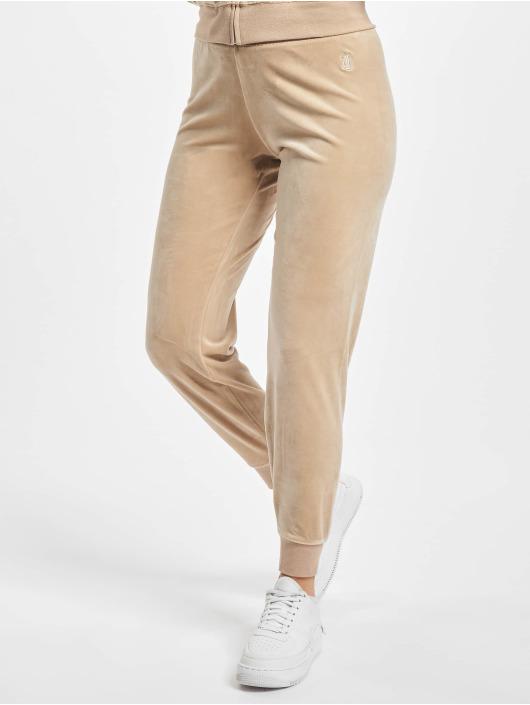 Juicy Couture tepláky Zuma béžová
