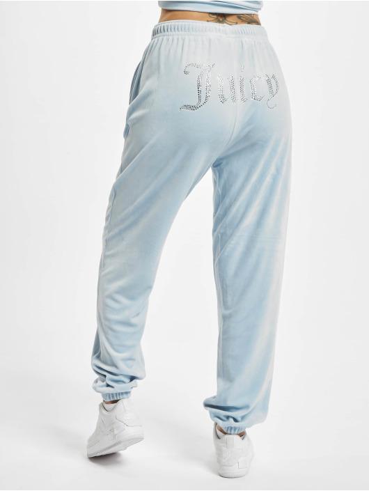 Juicy Couture tepláky Lilian modrá