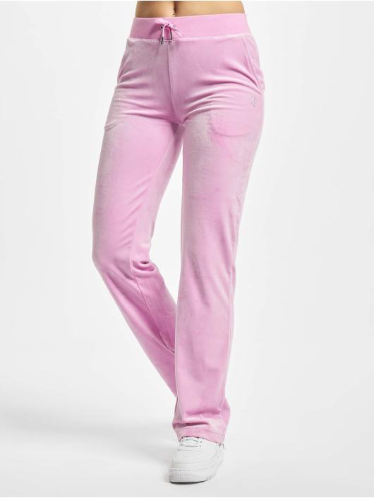 Juicy Couture tepláky Delray Diamante pink