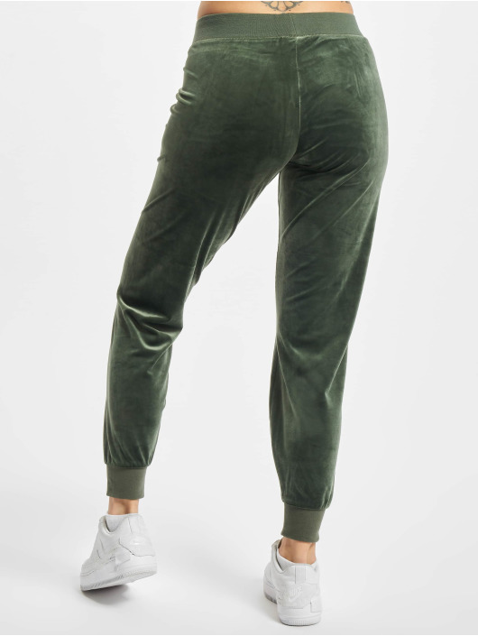 Juicy Couture tepláky Zuma Jogger zelená