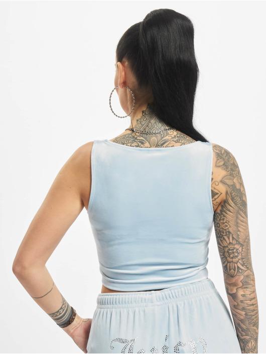 Juicy Couture Top Jade blau