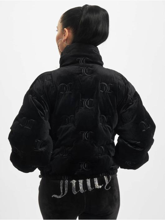 Juicy Couture Vattert jakker Madeline svart