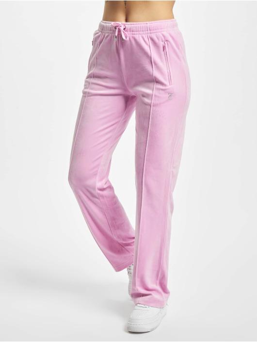 Juicy Couture Verryttelyhousut Tina vaaleanpunainen