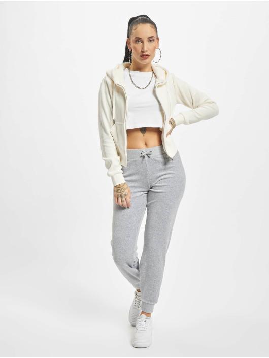 Juicy Couture Zip Hoodie Robertson béžová