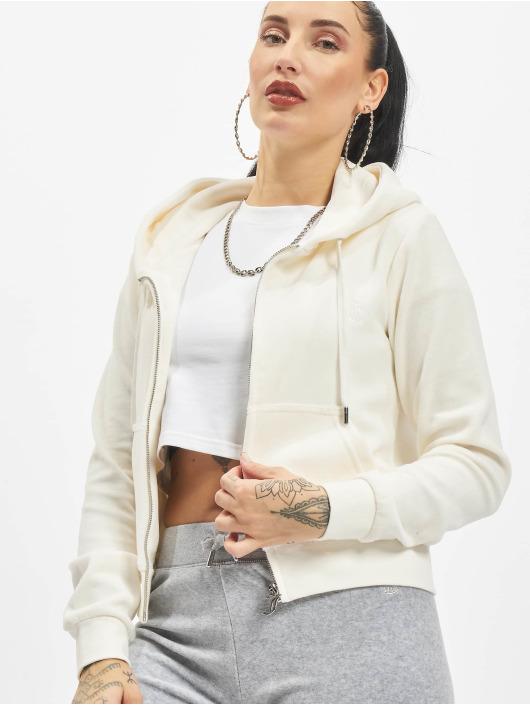 Juicy Couture Zip Hoodie Robertson beige
