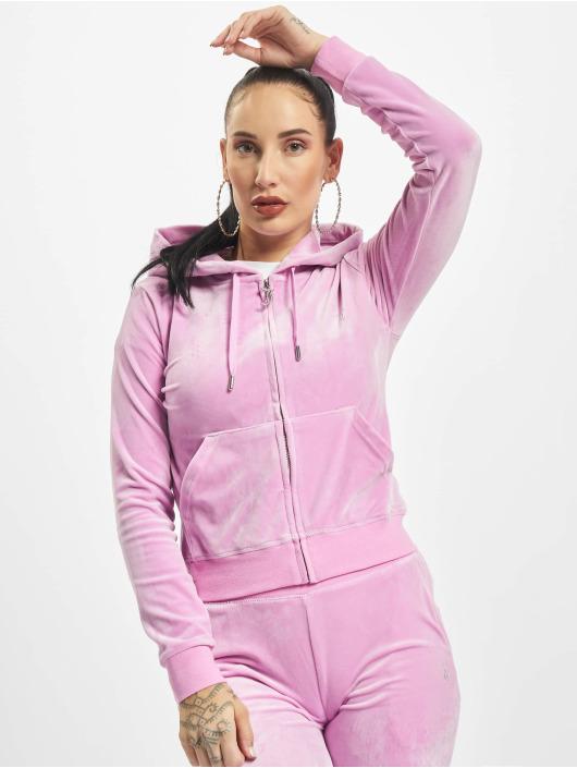 Juicy Couture Zip Hoodie Robertson Diama lyserosa