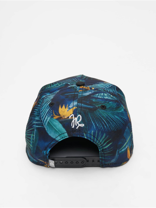 Just Rhyse 5 Panel Cap Palm Habor black