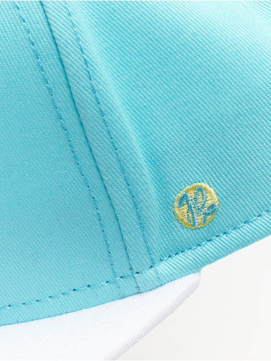 Just Rhyse 5 Panel Cap Santa Monica blue