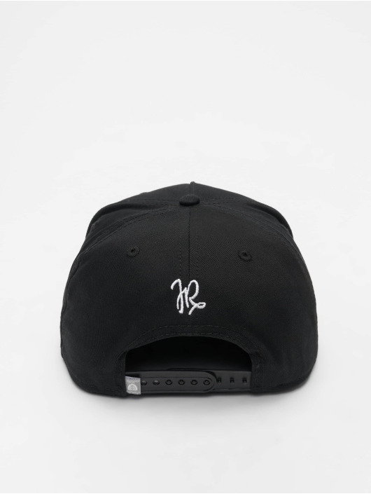 Just Rhyse 5 Panel Caps Beverly Hills 5 èierna