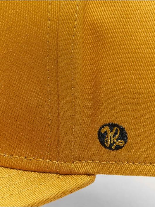 Just Rhyse 5 Panel Caps Pahokee žltá