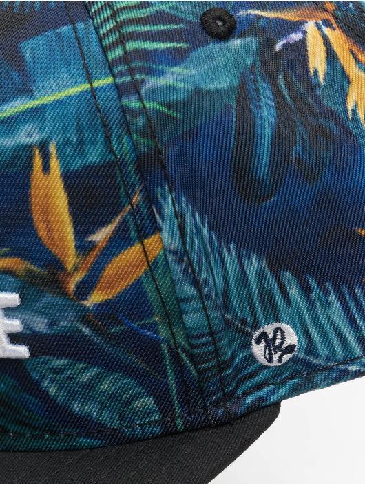 Just Rhyse 5 Panel Caps Palm Habor czarny