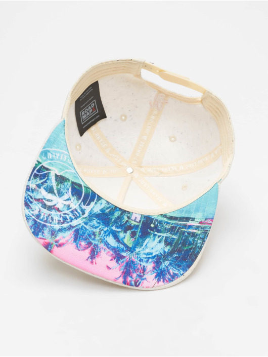 Just Rhyse 5 Panel Caps Cape Coral szary