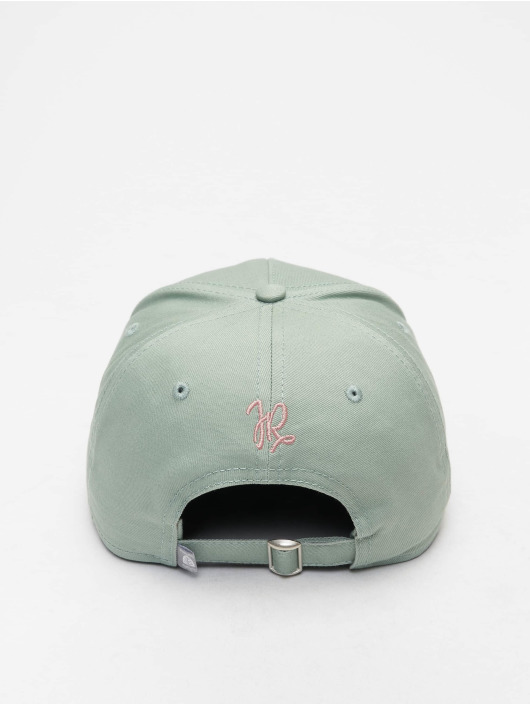 Just Rhyse 5 Panel Caps Spring Hill zielony