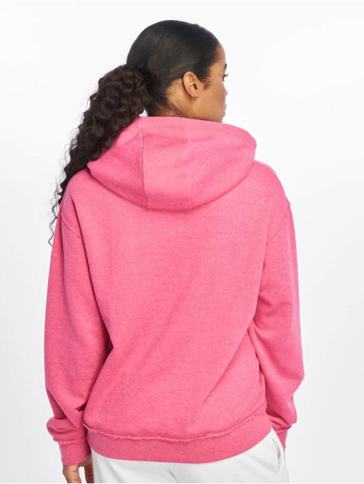 Just Rhyse Bluzy z kapturem Sacramento pink