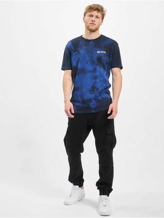 Just Rhyse Camiseta Tajo Alto azul