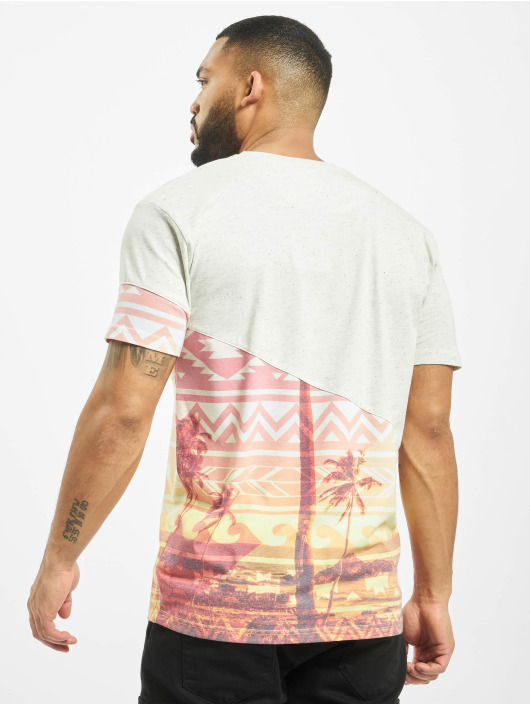 Just Rhyse Camiseta Praia de Luz blanco