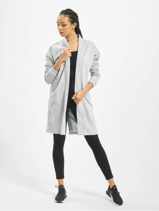 Just Rhyse Cardigan La Rivera grey