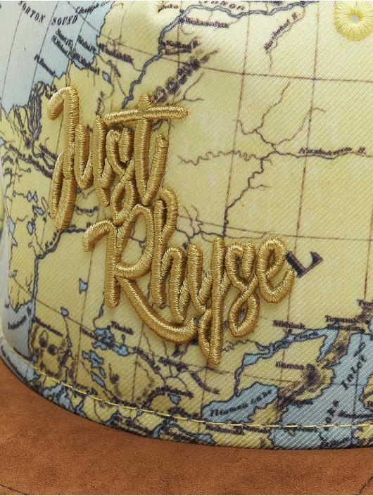 Just Rhyse Casquette Snapback & Strapback Portage multicolore