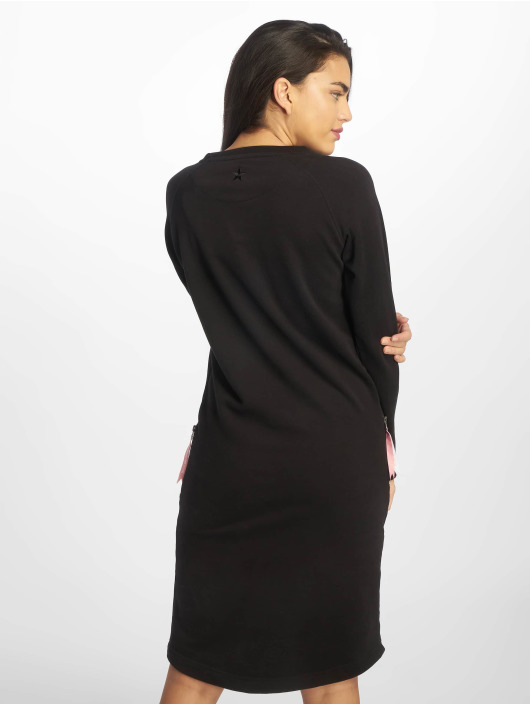 Just Rhyse Dress Santadi black