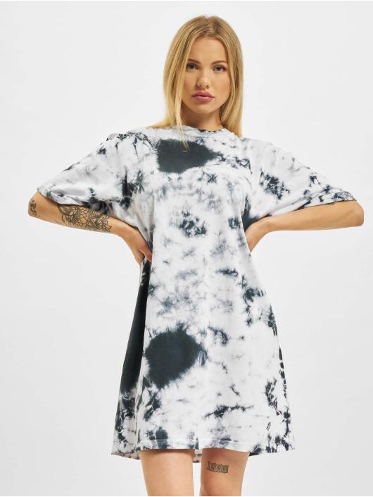 Just Rhyse Dress Buzios Tie Dye Oversized white