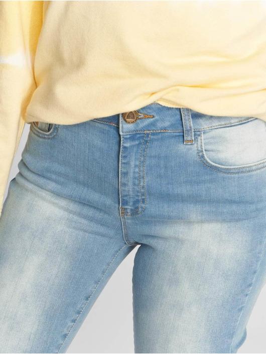 Just Rhyse High Waist Jeans Buttercup blau
