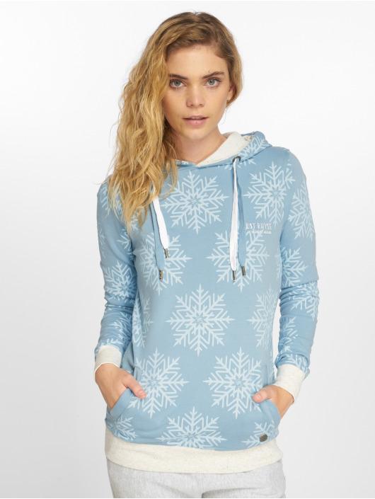 Just Rhyse Hoodie Snow blue