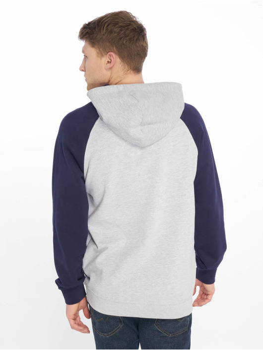 Just Rhyse Hoodie Monchique blue